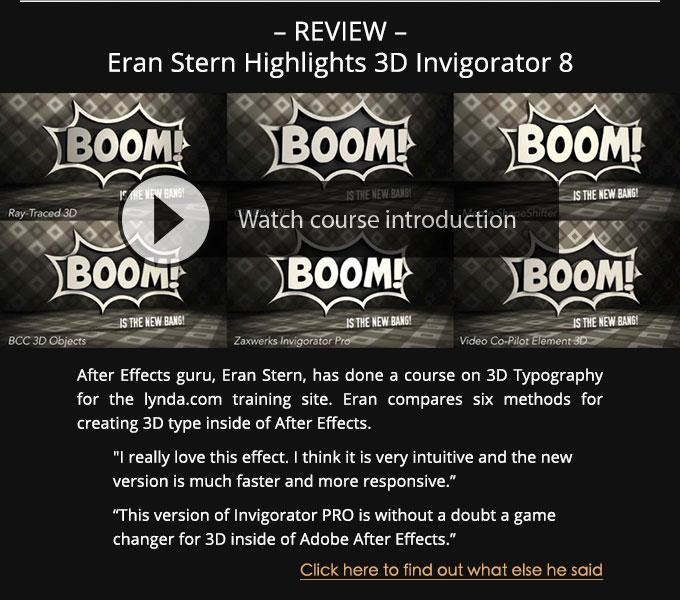 Invigorator Review