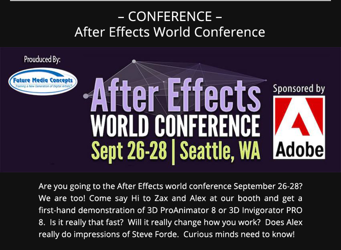 After Effects World