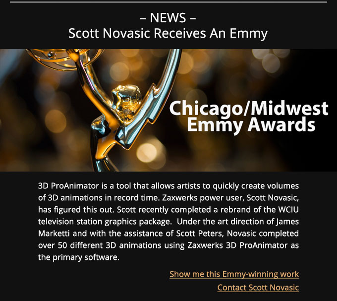 Chicago Network Emmy